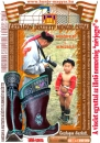 Gazdagon díszített mongol csizma