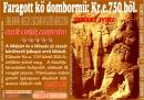 Kr.e.750-ből faragott kő dombormű