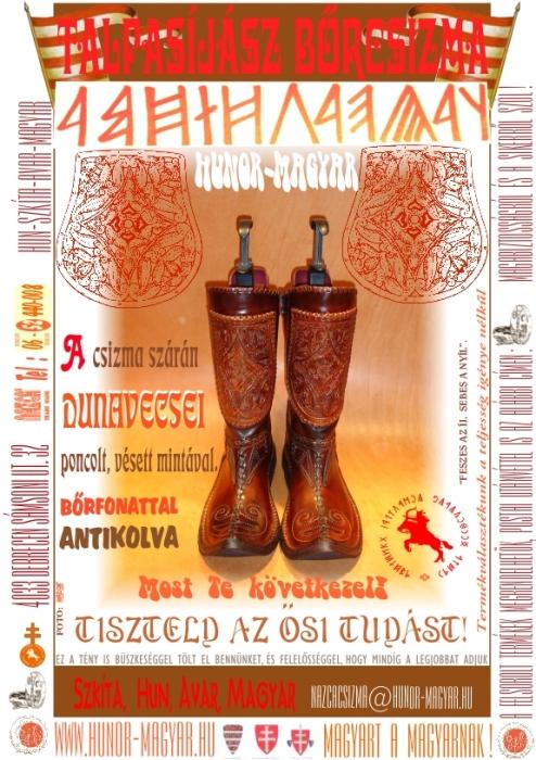 Hunor-Magyar - Honfoglaláskori öltözékek c8ffc3e505