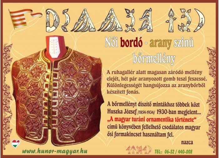 Hunor-Magyar - Honfoglaláskori öltözékek 565b69d6d8